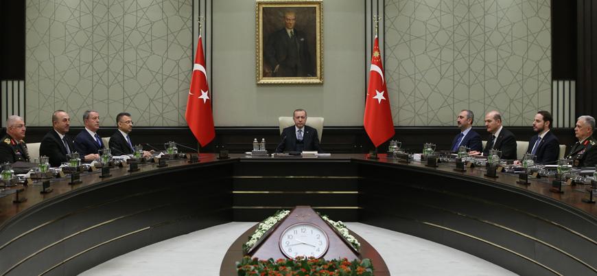 MGK sonrası Türkiye'den Mısır'a Libya uyarısı