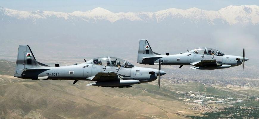 ABD destekli güçler Afganistan'da sivilleri vurdu: En az 45 ölü
