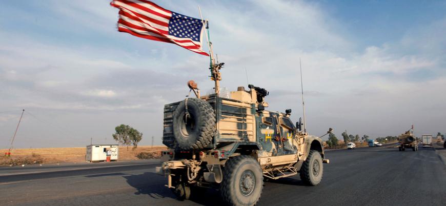 Irak'ta ABD askerlerine malzeme taşıyan tırlara saldırı