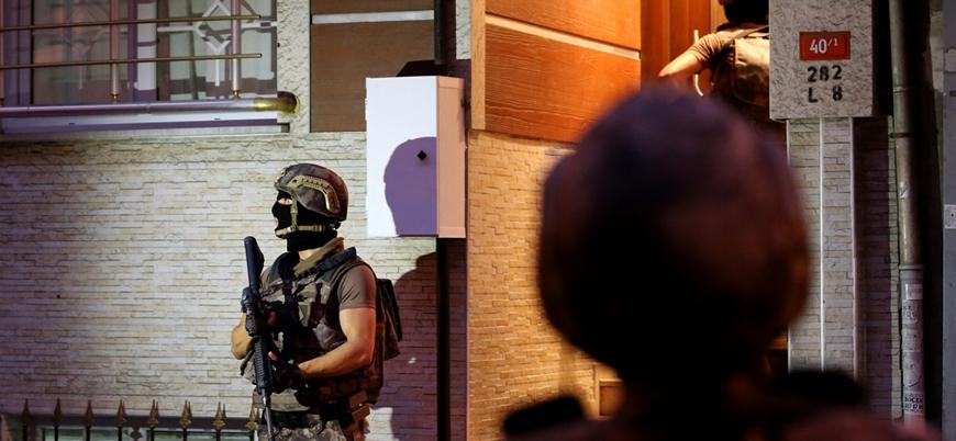 İstanbul'da eş zamanlı 'siber suç' operasyonu