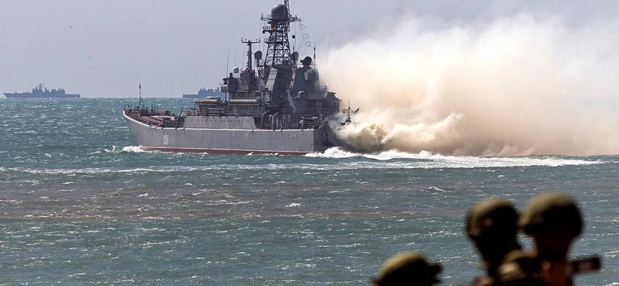 Ukrayna: Kırım'ın askerileştirilmesi Karadeniz'de gerilimi artırıyor