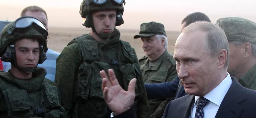 Rusya ile Ermenistan'dan ortak askeri tatbikat