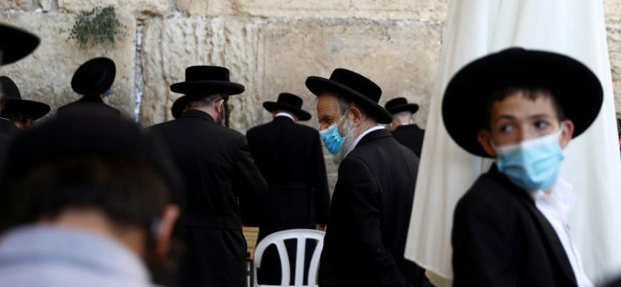 İsrail'de vaka sayısında rekor artış