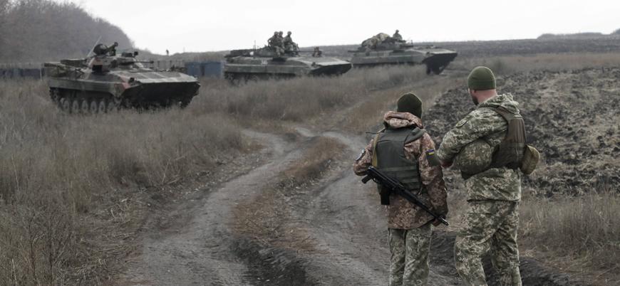 Donbass'ta Ukrayna ile Rusya arasında savaş kapıda