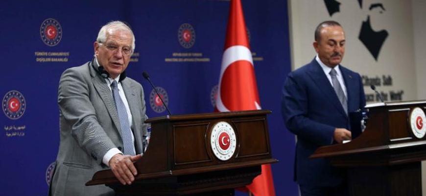AB Yüksek Temsilcisi Borrell: Libya'da Türkiye ile birlikteyiz