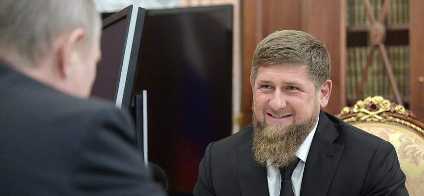 Putin'den Kadirov'a 'Tümgeneral' rütbesi