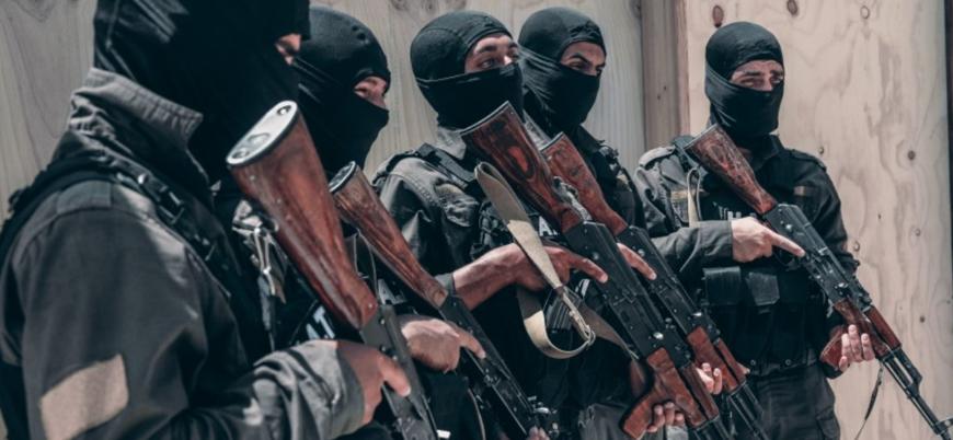 Suriye'de ABD ve YPG'den ortak tatbikat