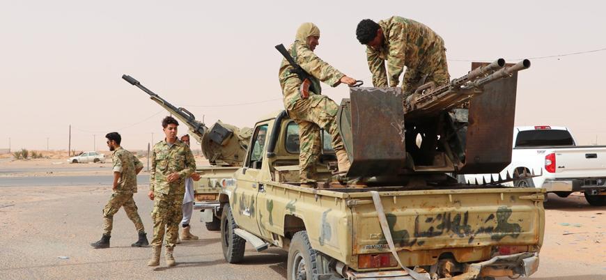 Libya'da Sirte gerilimi sürüyor