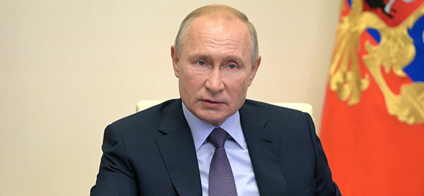 Putin: Dış güçler Rusya'yı zayıflatmaya çalışıyor