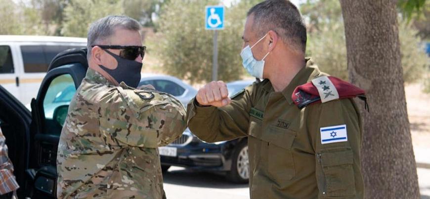 ABD Genelkurmay Başkanı Milley İsrail'de