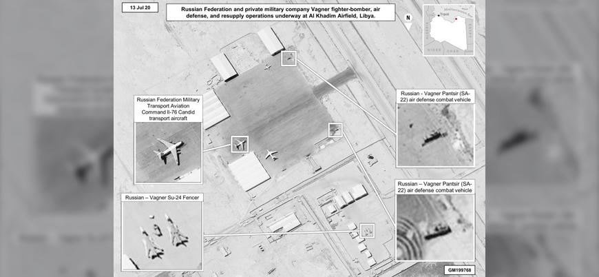 ABD: Rusya Libya'ya silah göndermeyi sürdürüyor
