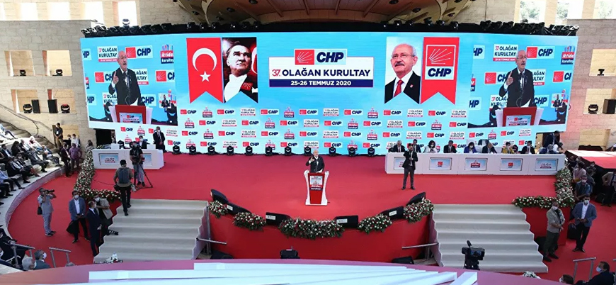 Kemal Kılıçdaroğlu CHP Kurultayı'nda tek aday