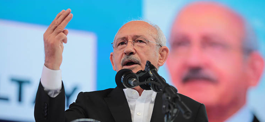 CHP Kurultayı: Kemal Kılıçdaroğlu tek başına iktidar oldu