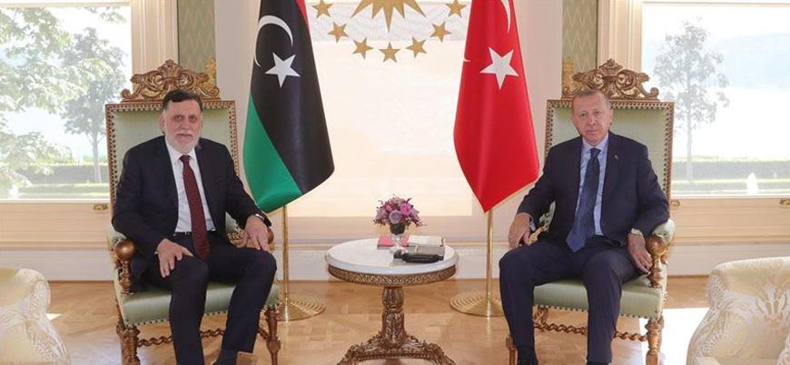 Erdoğan'dan Libya için diplomasi trafiği