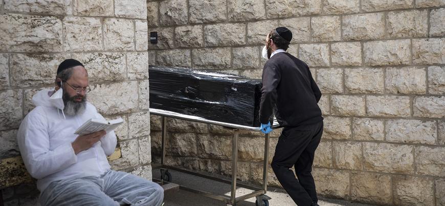 İsrail'de vaka sayısı 60 bini aştı