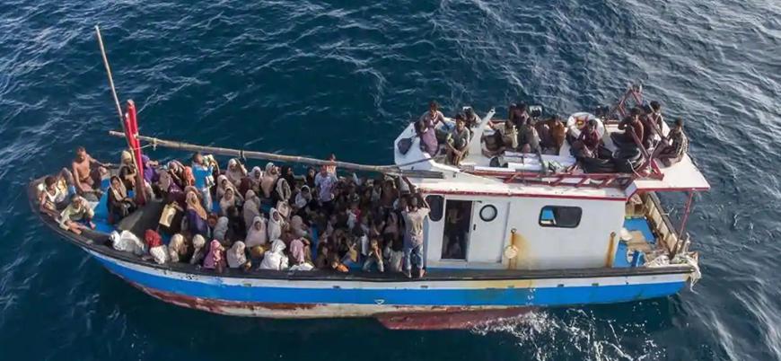 """""""24 Arakanlı sığınmacı Malezya kıyılarında boğularak can verdi"""""""
