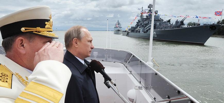 Putin: Rus donanmasının benzersiz hipersonik silahları olacak