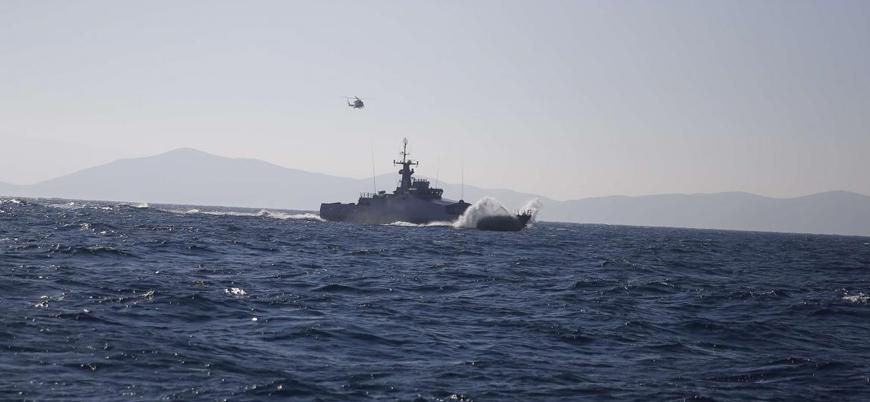 ABD ve Yunanistan'da Ege'de askeri tatbikat