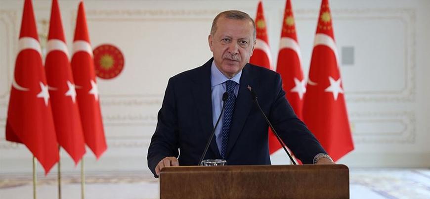 Erdoğan MİT'in yeni binasının açılışında konuştu