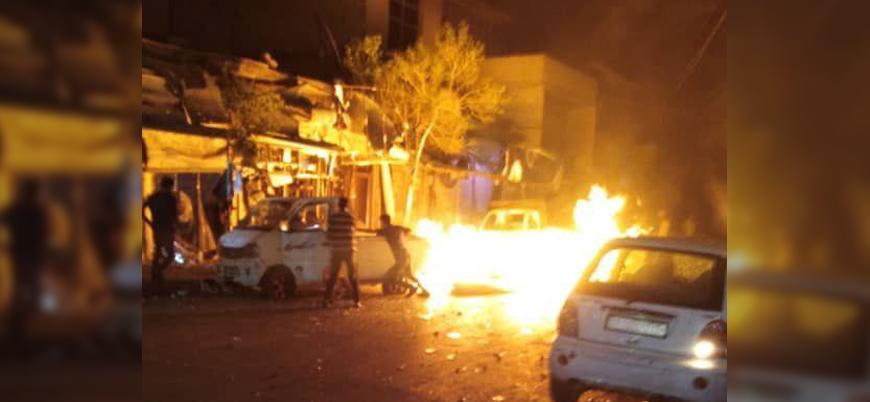 Afrin ve İdlib'de bombalı saldırılar