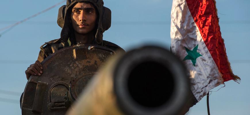 Dera'yı elinde tutmakta zorlanan Esed rejimi bölgedeki kuşatmayı sürdürüyor