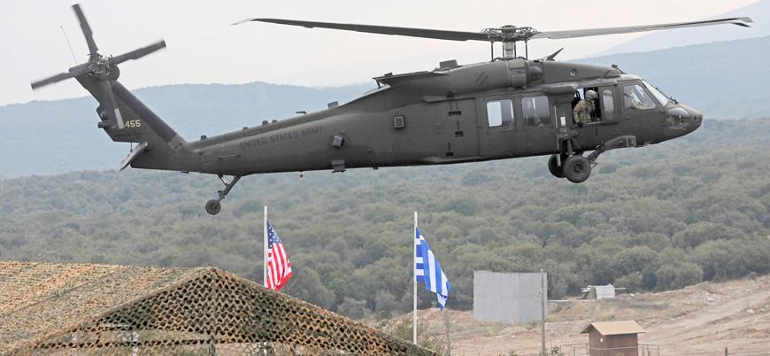 ABD Senatosu Yunanistan'a askeri yardımı onayladı