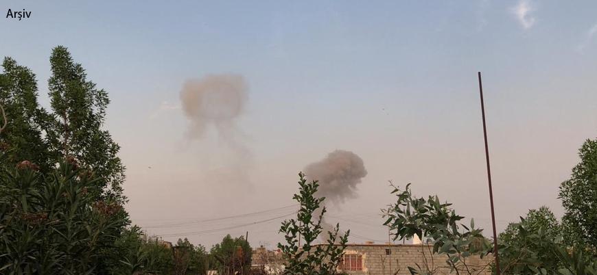 İran'ın Kırmanşah eyaletinde patlama