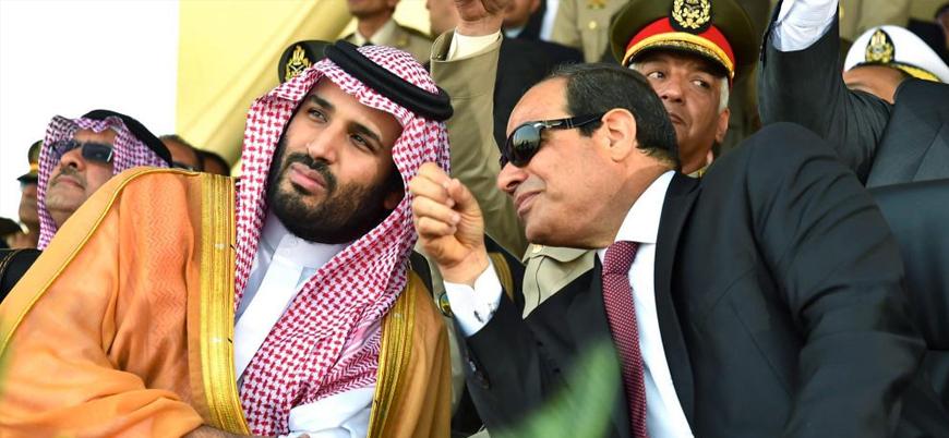 Suudi Arabistan'dan Libya krizinde Mısır'a destek