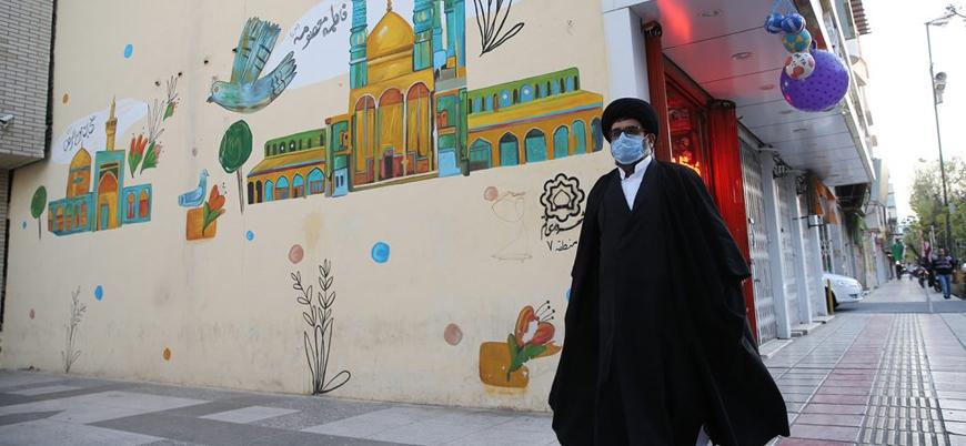 İran'da salgından ölenlerin sayısı 16 bini aştı