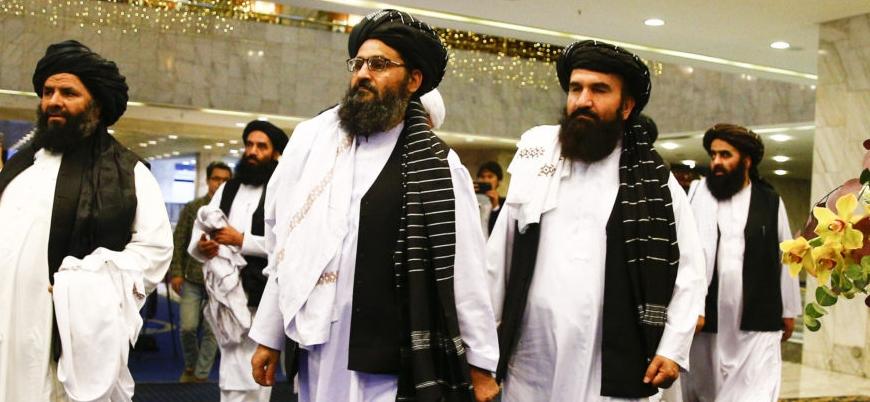 Taliban: Yabancı güçler çekilmeden Afganistan'da istikrar mümkün değil