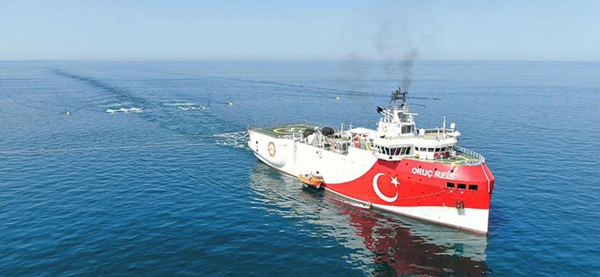 Türkiye Doğu Akdeniz'de yeniden Navtex ilan etti