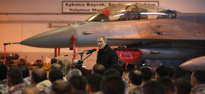 Bakan Akar: Libya'da çözüm için ABD ve Rusya ile çalışıyoruz