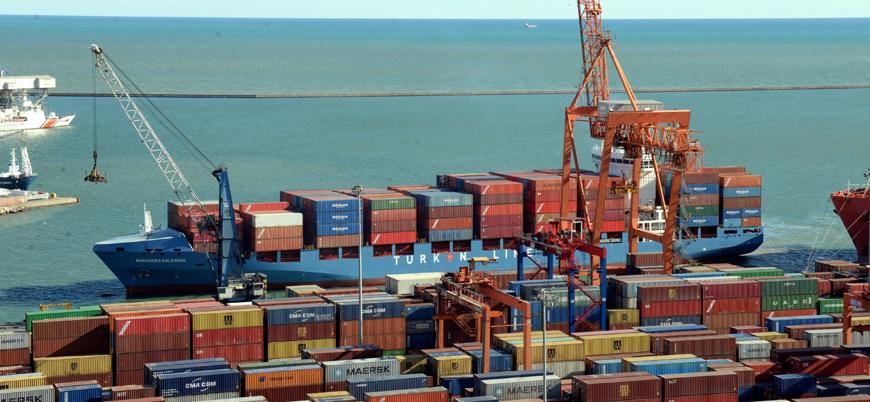 Türkiye'nin ithalat ve ihracat rakamlarında artış