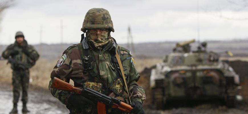 """""""Rus destekli güçler Ukrayna'da ateşkesi ihlal ediyor"""""""