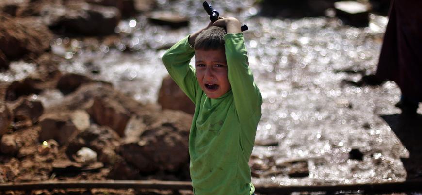 """""""Lübnan'da çocuklar açlıktan ölebilir"""""""