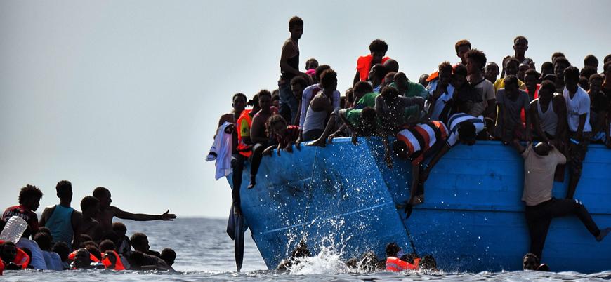 Libya'da göçmenlere ateş açıldı: 3 ölü