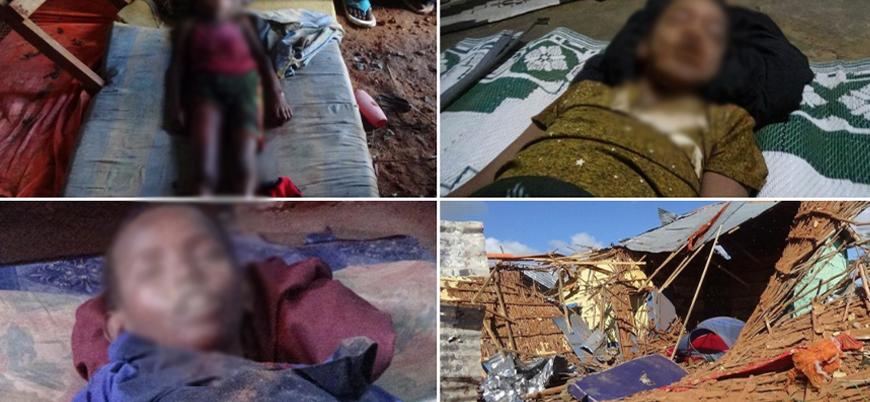 ABD Somali'de Eş Şebab bahanesiyle çocukları öldürdü