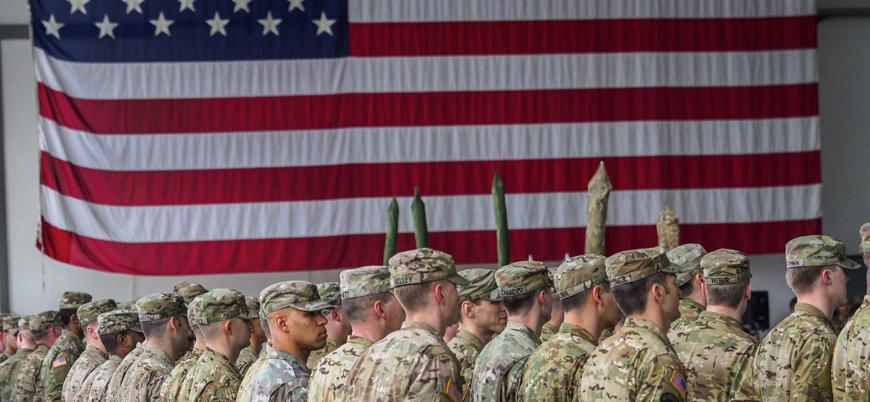 ABD Almanya'dan 12 bin asker çekiyor