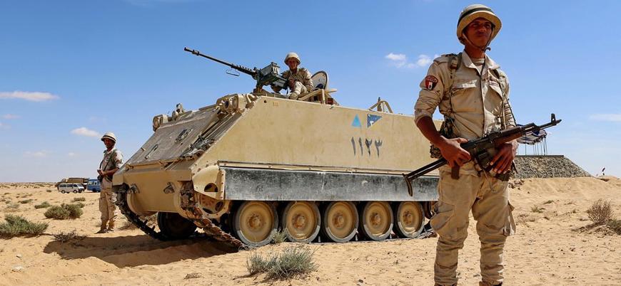 'Mısır Suriye'ye asker gönderdi'