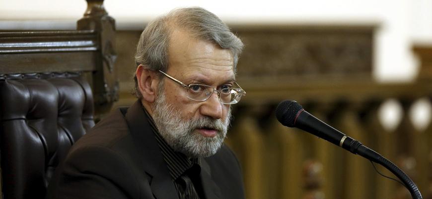 İran lideri Hamaney'in danışmanı Laricani yeniden koronavirüse yakalandı