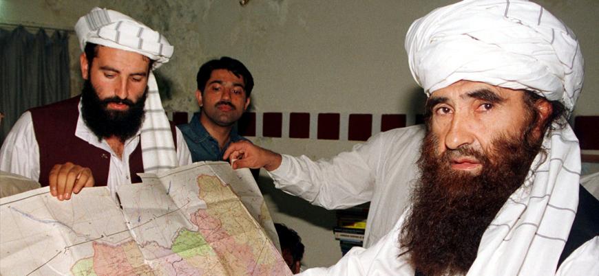 Kabil hükümeti valisinden Taliban komutanı Hakkani'ye övgü