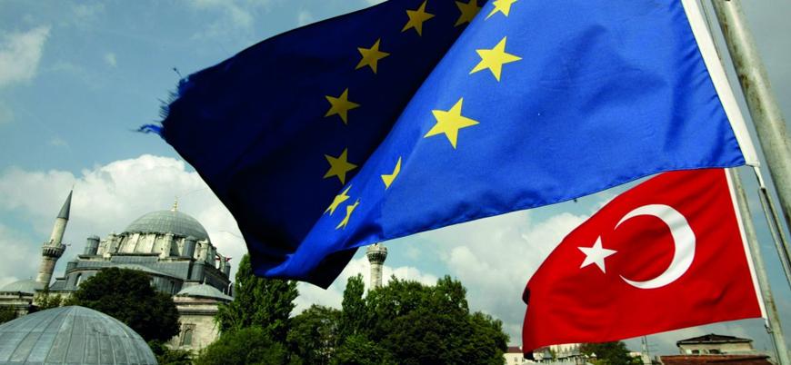 Avrupa Birliği Türkiye'ye yaptırımları askıya aldı