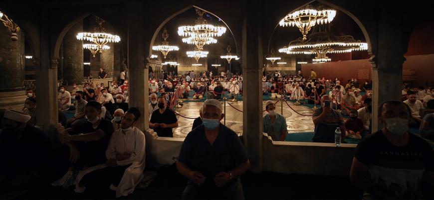 BM: Ayasofya'nın ibadethaneye dönüştürülmesi islamofobiye yol açabilir