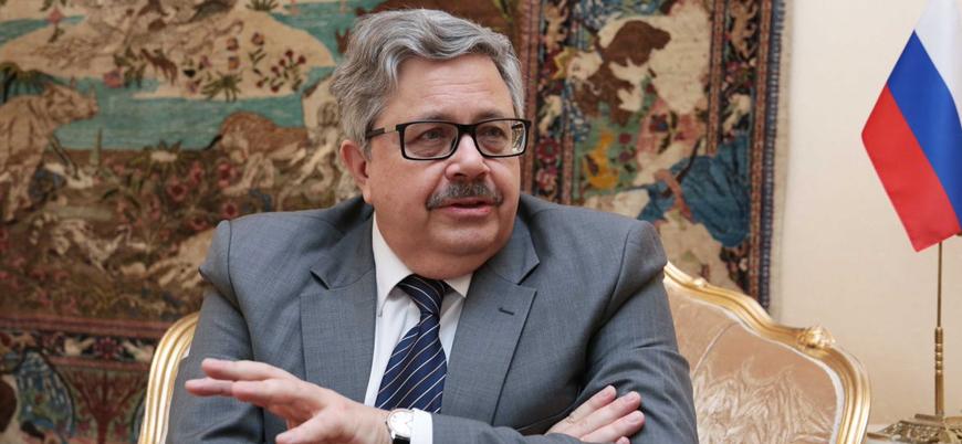 Rus Büyükelçi: Türkiye ve Rusya Astana tecrübelerini Libya'ya aktarma gayretinde