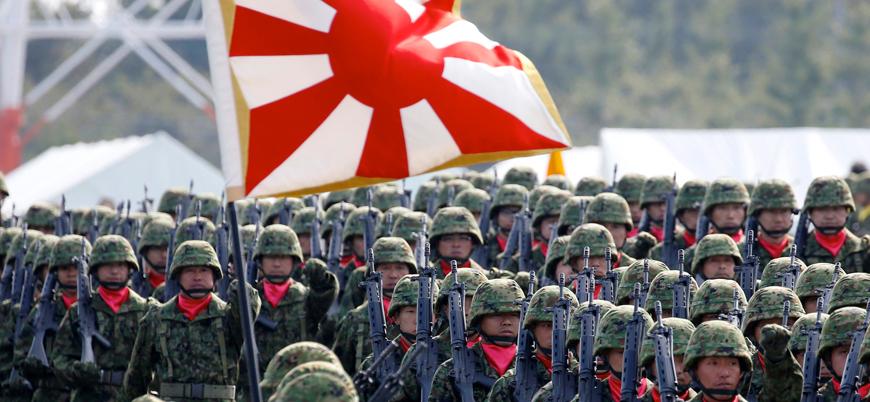 'Pasifist' Japonya silahlanıyor