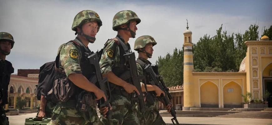 ABD'den Çin'e Doğu Türkistan yaptırımı