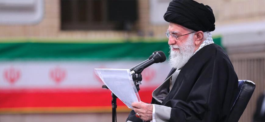 Hamaney: ABD İran ekonomisini çökertmek istiyor