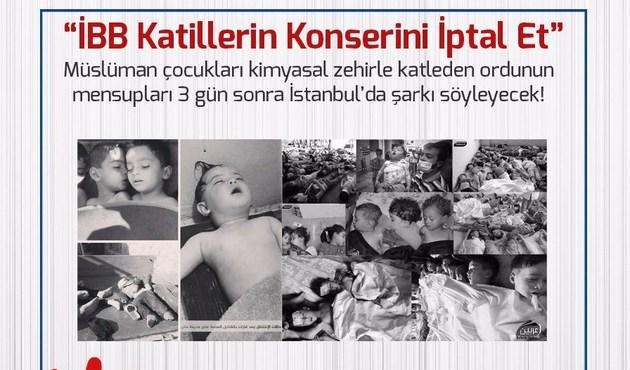 Kızıl Ordu Korosu'nun İstanbul konserine yoğun tepki
