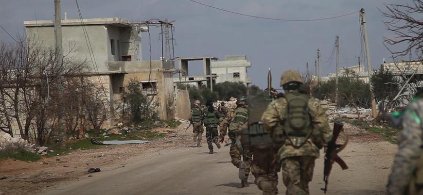 İdlib'de Rusya destekli rejimle muhalifler arasında çatışmalar artıyor