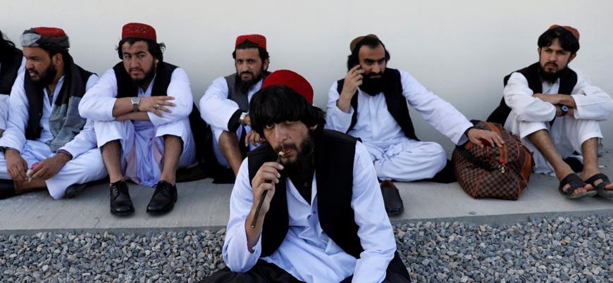 Kabil hükümeti 317 Taliban mahkumunu daha serbest bıraktı